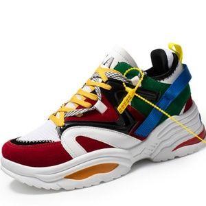 Other - Unisex lace up desinger shoes